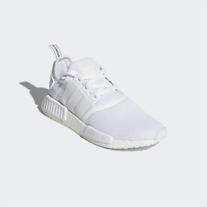 New Adidas Original Mens NMD R1 WHITE / GREY CQ2411 US M 7.0-10.0 TAKSE