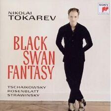 NIKOLAI TOKAREV - BLACK SWAN FANTASY  CD NEU