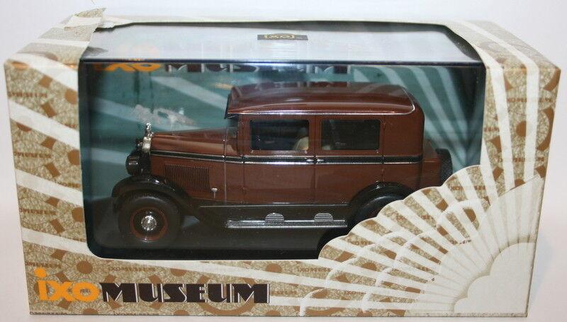 Ixo 1 43 Scale - MUS056 - Opel 10 40 Modell 80 1928 - braun  | Zahlreiche In Vielfalt
