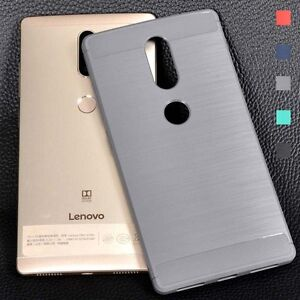 reputable site ea49e dc14f Details about Soft Back Slim TPU Case Cover For Lenovo Phab 2 Plus  PB2-670/670N Phone+Film