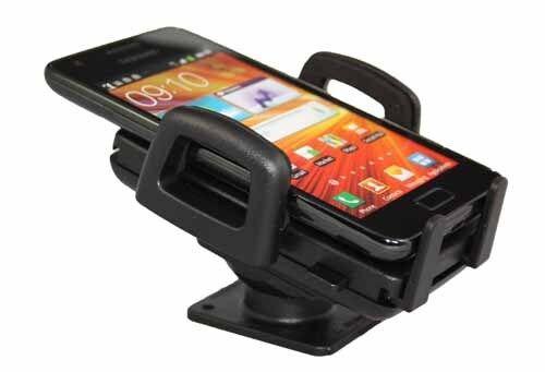 HR KFZ Halterung für Samsung i9295 Galaxy S4 Active Auto Handy Halter 25310-1536