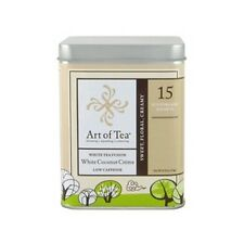 Art of Tea White Coconut Creme Eco Pyramid Teabag 15 sachets