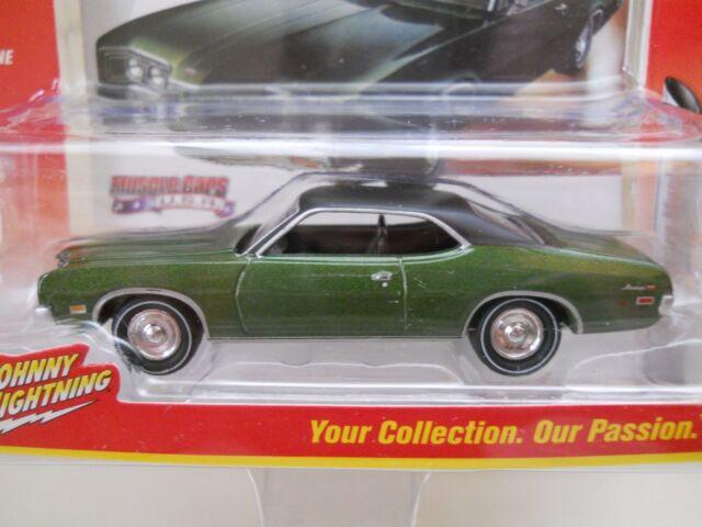 Johnny Lightning Muscle Cars U S A 1971 Mercury Montego 1 64 Cast
