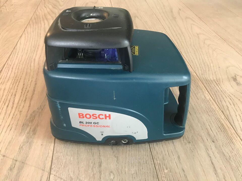 Nivelleringsapparat, Bosch