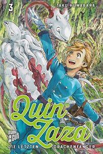 Quin-Zaza-3-Die-letzten-Drachenfaenger-3-Cross-Cult-Manga-deutsch-NEU