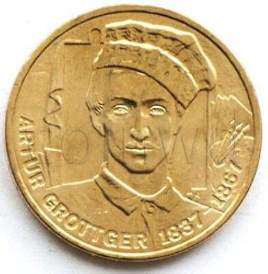 #386 Poland 2 zloty 2009 70 years underground UNC