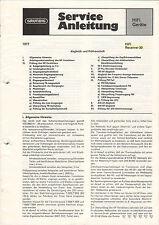 GRUNDIG - HiFi Receiver 30 1977 - Anleitung Service Manual Schaltplan - B2828