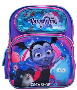 "Disney Vampirina 12/"" Toddler Backpack Authentic Brand New."