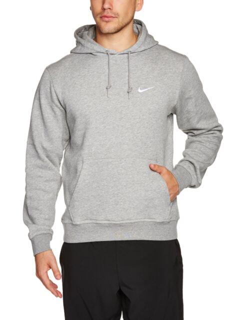fb79743181b Nike Swoosh Club Hoody Fleece Men's Classic Sweatshirt Hoodie Hooded ...