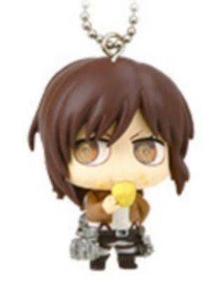 Takara Attack on Titan Shingeki no Kyojin Vol 3 Key chain Deformed Mini Figure