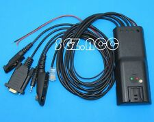 5 in 1 RS232 Programming Cable for Motorola GP328 MTX8250LS HT-750 cp200 GP