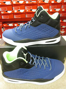 Nike Air Jordan NUOVO SCUOLA da uomo HI Ginnastica 768901 401 Scarpe tennis