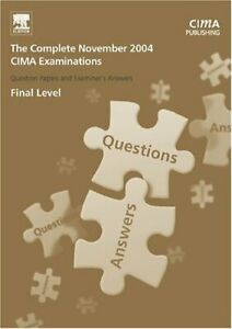 Cima-November-2004-Questions-and-Answers-by-Cima