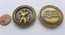Dragonball Z Bronze Coin Japan Anime Japanese AFRODITA DE PISCIS
