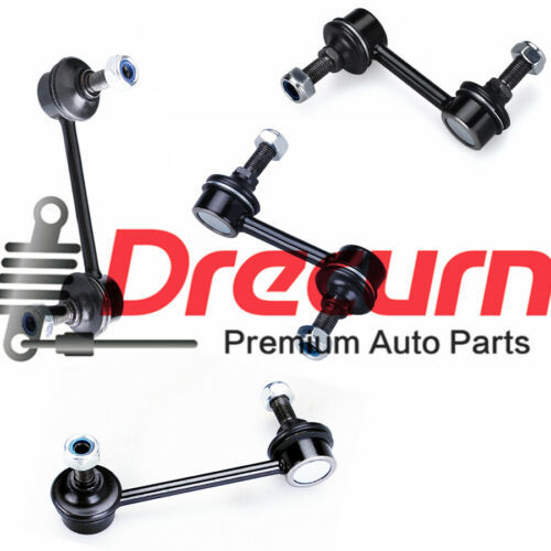 4PCFront Rear Sway Bar End Link Kit For Honda Accord Acura TSX