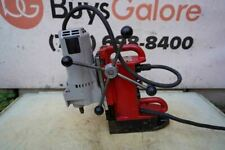 Milwaukee Electromagnetic Drill Press Mag Drill 4202 Works Well