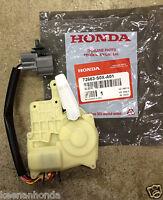 Genuine Honda Odyssey Driver Rear Sliding Door Lock Actuator 1999-2000