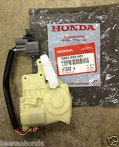 Image Is Loading Genuine Oem Honda Odyssey Driver Rear Sliding Door