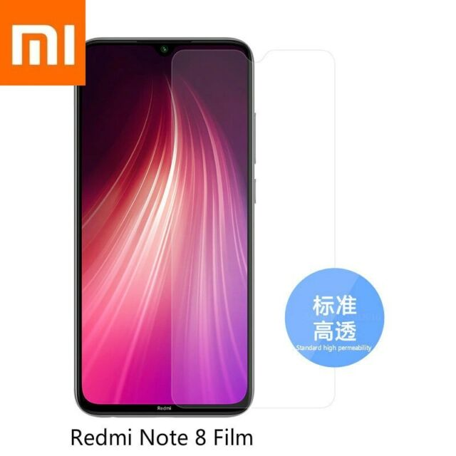 2020 Original Xiaomi Redmi Note 8 Film For Xiomi Redmi Note 8 4GB 64GB 128GB