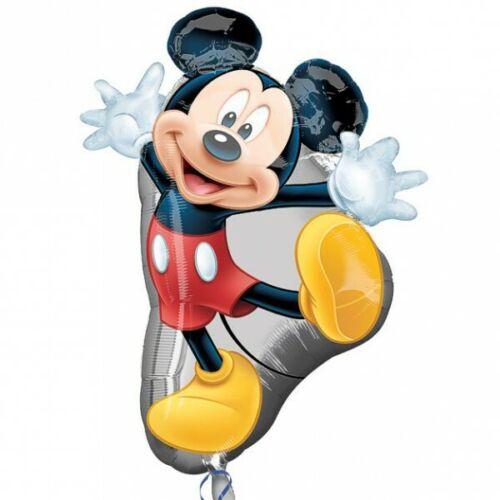 XL Folien Ballon Mickey Mouse55 x 78 cmDisney Micky MausLuftballon