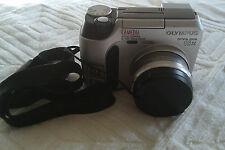 Great Working Used Olympus C-700 2.1MP Digital Camera w/10x Ultra Zoom C700