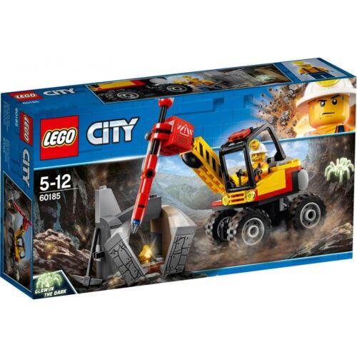 LEGO ® City 60185 Power-séparateur pour les mines Nouveau//Neuf dans sa boîte