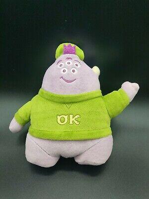 Walt Disney Monsters University Squishy Character 7 Plush Stuffed Animal Toy Ebay