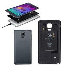 Inalámbrico Qi Para cargar S Cargador Funda SAMSUNG Galaxy Note4 Nuevo Llegada
