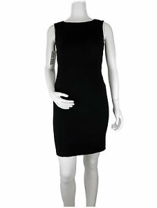 Zipper New M Shift Black 38 E Apriori Dress Polyester Dress Dress Polyon wBqXwHz