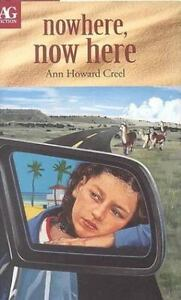 Nowhere-Now-Here-Ag-Fiction-American-Girl-by-Creel-Ann-Howard-Paperback