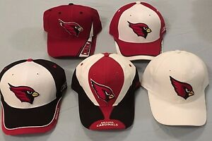 408ca015c ARIZONA CARDINALS SELECT 1 OF 5 ADJUST TOUCH FASTENER VINTAGE ...
