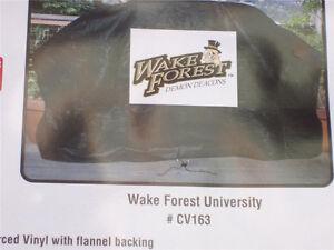 Wake Forest Demon Deacons Gas Grill Cover Black Weber Ebay