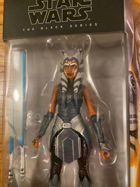 Star Wars Black Series Ahsoka Tano Clone Wars 6 Inch Walmart Exclusive