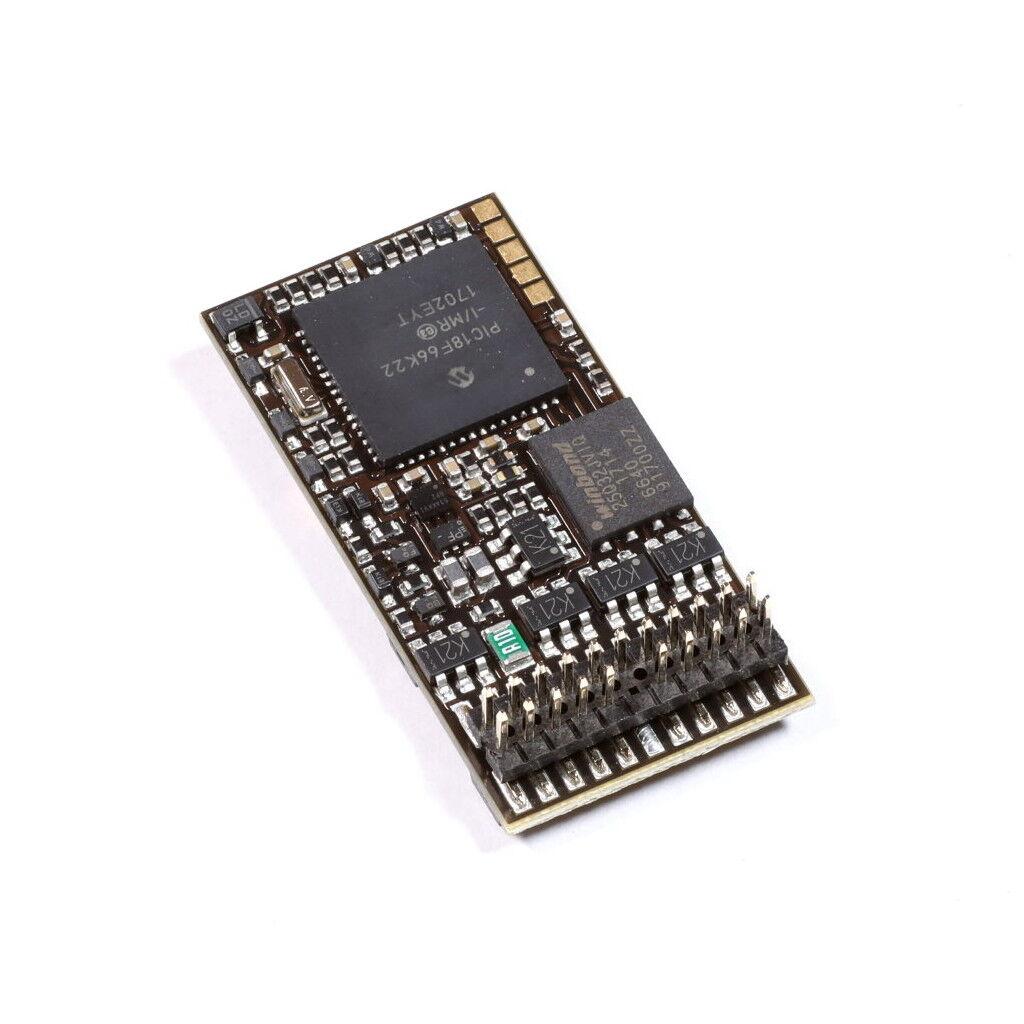 ROCO 10891/Zimo mx645p22, h0 Sound Decoder plux22 + + NUOVO & OVP + +