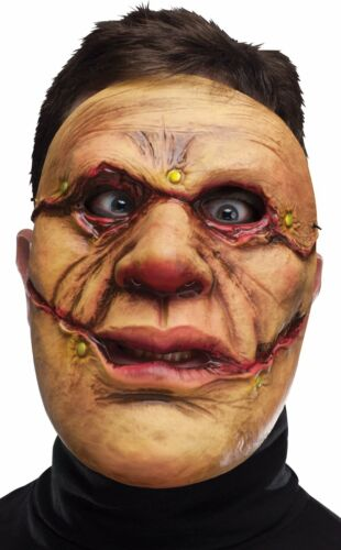 EXECUTIONER MAN HALF MASK Halloween Costume Mask PVC High Quality - Brand New