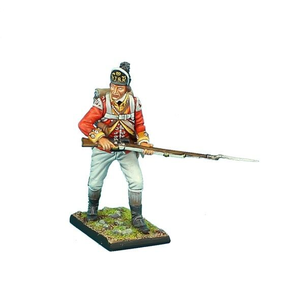 AWI072 British 38th Regt Light Company Scanning for Targets by First Legion