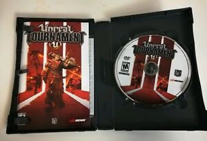 Unreal Tournament III 3 PC Windows 2007 Complete w/ Manual ...