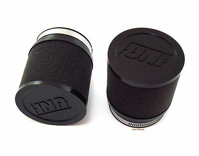 UNI Foam Air Filters Universal Motorcycle Filter Pod Set ✴ 53mm - 55mm ✴ PK-92