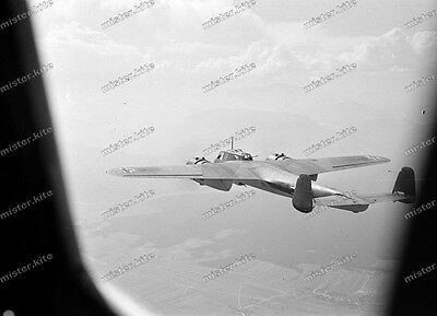 Beautiful Negativ-do 17-donier-kampfgeschwader-kg 76-luftwaffe Im Flug-bomber Wing-18 To Produce An Effect Toward Clear Vision Sammeln & Seltenes Fotos
