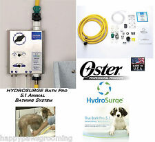 OSTER HYDROSURGE BATH PRO 5.1 BATHING System DOG PET CAT GROOMING*WORLDWIDE USE