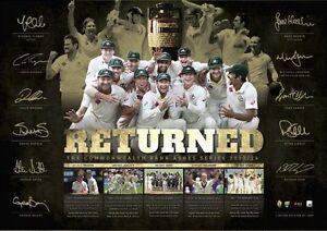 Ashes-Returned-2013-14-Limited-Edition-numbered-print-unframed-Licensed