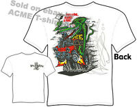 Rat Fink Shirt Hot Rod T Shirts Ford T Shirt Big Daddy 1951 Woody 51 Once A Fink