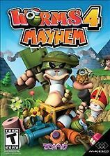 Worms 4: Mayhem - PC by Majesco