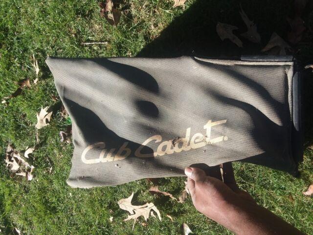 Cub Cadet Bagger Lawn Mower Grass Catcher Bag Frame Mkn 664 04066