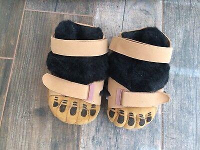 Bigfoot Zps Scarpe, Pantofole, Misura M, Si Adattano Fino Schuhgrösse Circa 36-mostra Il Titolo Originale Asciugare Senza Stirare