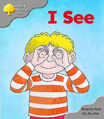 (Very Good)-Oxford Reading Tree: Stage 1: More First Words A: I See (Paperback)-