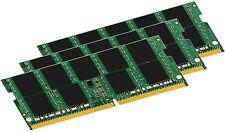 NEW 12GB 3x4GB Memory DDR4-2133MHz PC4-17000 SODIMM For HP Omen X 900-0xxx By RK