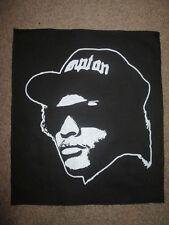 Eazy E NWA Back Patch - Horror - Punk - Hardcore - Hip Hop.