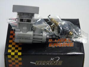 L-irv4393 Irvine 39 Abc R/c Hélicoptère Moteur Nitro Neuf Et Emballé