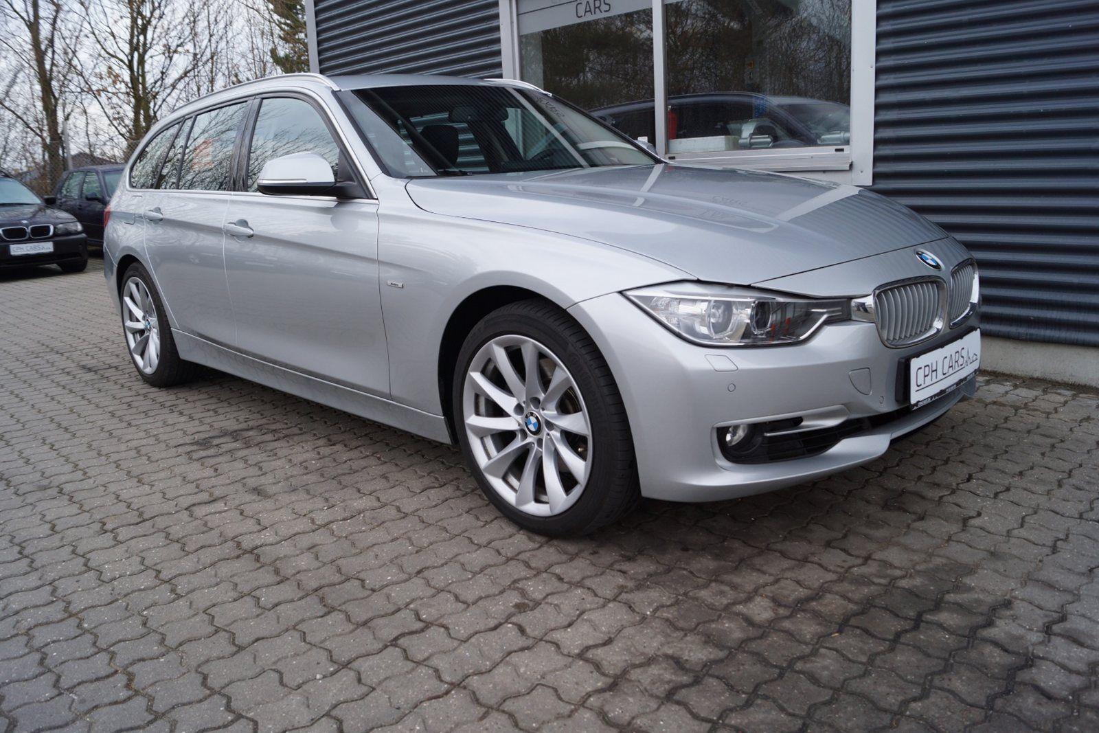 BMW 330d 3,0 Touring aut. 5d - 3.990 kr.